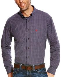 Ariat Men's Pro Series Alcino Performance Long Sleeve Button Down Shirt, , hi-res