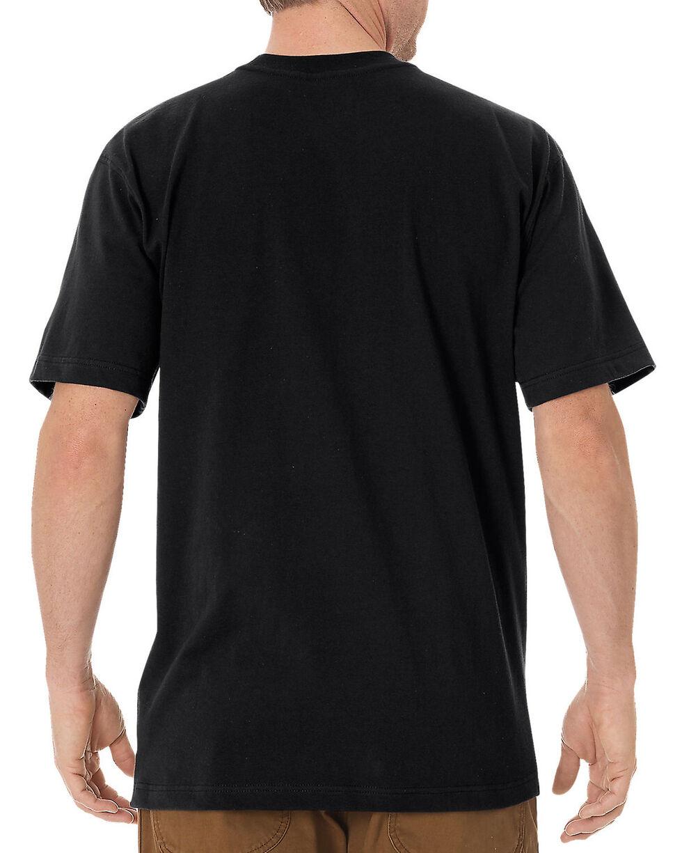 Dickies Heavyweight T-Shirt - Big & Tall, Black, hi-res