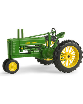 Ertl Men's John Deere Model B Styled Tractor Toy , Green, hi-res