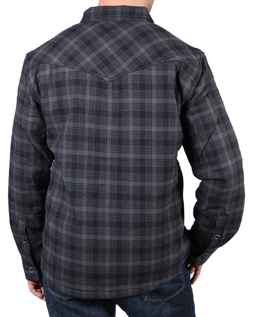 Cody James® Men's Paso Robles Plaid Long Sleeve Flannel, , hi-res
