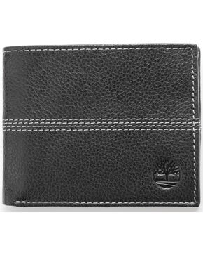 Timberland Men's Sportz Quad Bifold Wallet , Black, hi-res