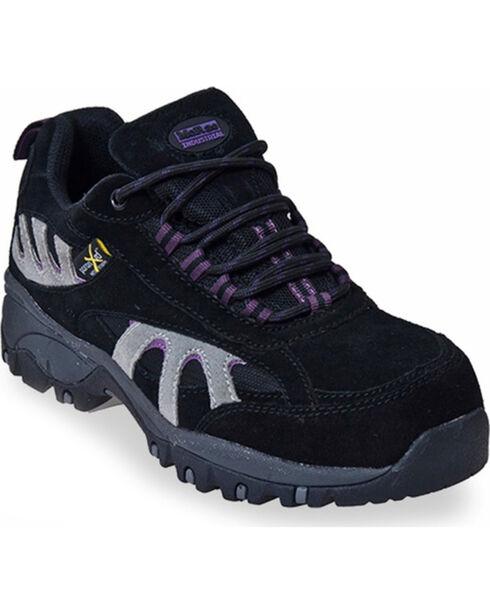 Mcrae Women's Industrial Steel Toe Hiking Boots, , hi-res
