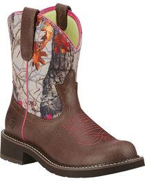 Ariat Women's Heritage Vivid Western Boots, , hi-res