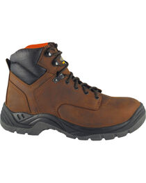Smoky Mountain Men's Galloway Work Boots - Steel Toe, , hi-res