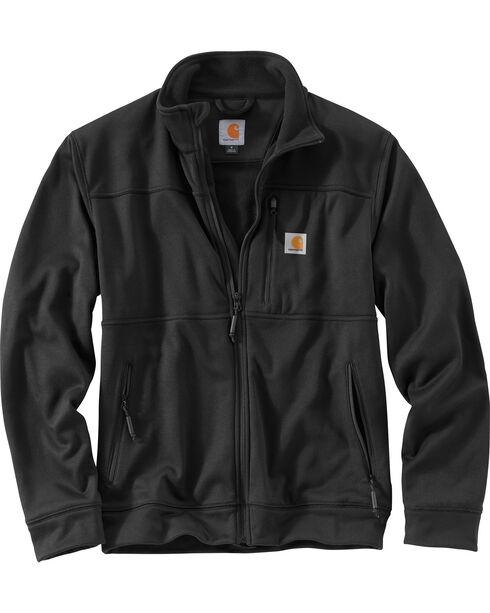 Carhartt Men's Workman Jacket , Black, hi-res