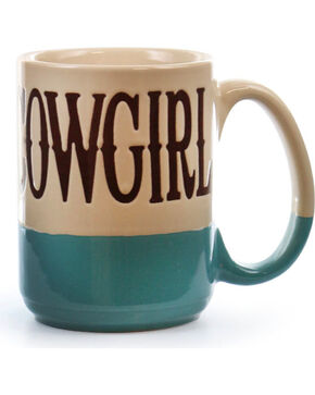 BB Ranch® Cowgirl Mug Gift with Purchase, Turquoise, hi-res