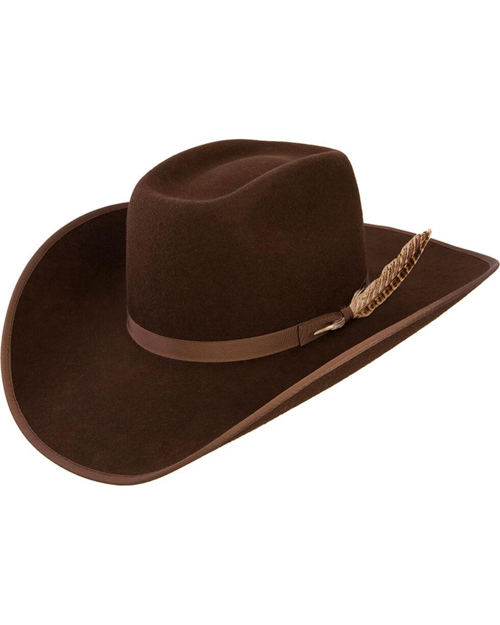 Resistol Hats Kid's Holt Jr. Wool Hat, No Color, hi-res