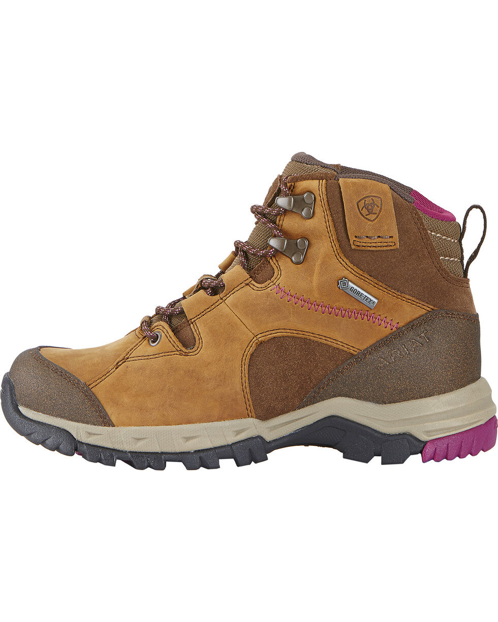 Ariat Women's Skyline Mid GTX Outdoor Boots, Brown, hi-res