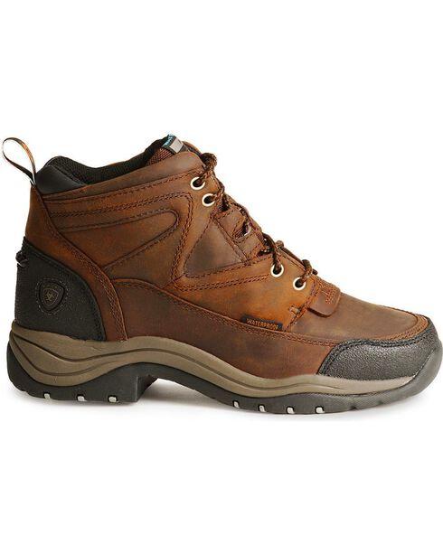 Ariat Women's Terrain H2O Endurance Boots, Copper, hi-res