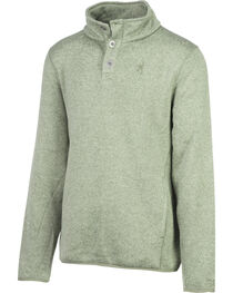 Browning Men's Green Gilson Sweater, , hi-res