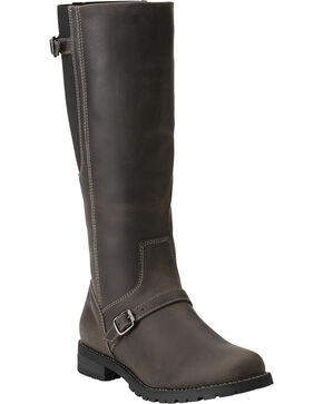 Ariat Women's Stanton Waterproof Boot, Iron, hi-res
