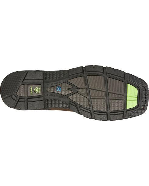 Ariat Men's Catalyst VX Waterproof Composite Toe Work Boots, Brown, hi-res