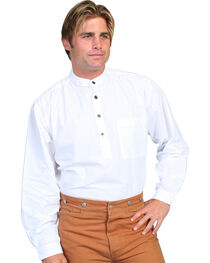 Scully Men's Rangewear Solid Frontier Shirt, , hi-res