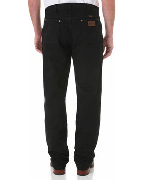 Wrangler Men's Premium Performance Cowboy Cut Jeans, Black, hi-res