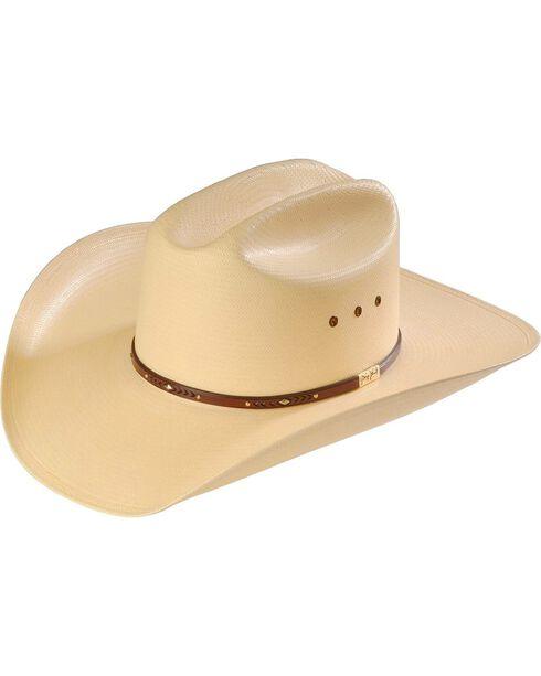 Resistol 8X George Strait Palo Duro N Straw Hat, Natural, hi-res