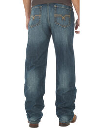 Wrangler 20X® Men's Indigo No.33 Extreme Relaxed Fit Jeans - Straight Leg - Long, , hi-res