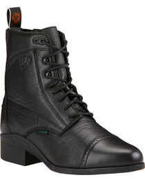 Ariat Women's Heritage Breeze Lace-Up Paddock Boots, , hi-res