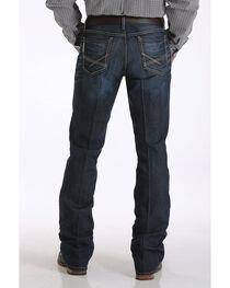 Cinch Men's Indigo Ian Slim Fit Jeans - Boot Cut , Indigo, hi-res