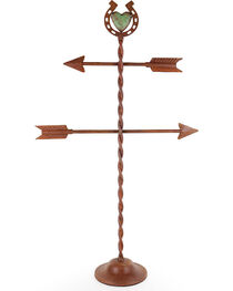 BB Ranch Rustic Weathervane Style Jewelry Holder, , hi-res