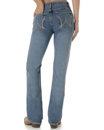 Wrangler Women's QBaby Cool Vantage Light Wash Jeans, , hi-res