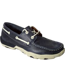 Twisted X Women's Casual Boat Shoes, , hi-res