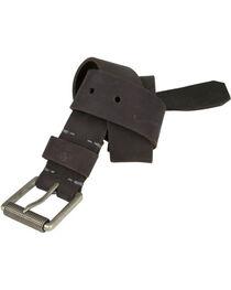Timberland Men's 40MM Roller Buckle Leather Belt, , hi-res