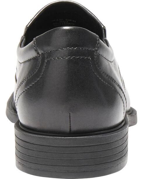 Eastland Men's Black Stuyvesant Dress Oxford - Slip On , Black, hi-res