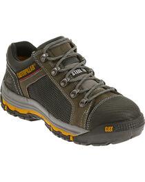 Caterpillar Men's Grey Convex Lo Work Shoes - Steel Toe , , hi-res