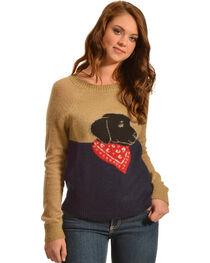 Woolrich Women's Motif Mohair Sweater, , hi-res