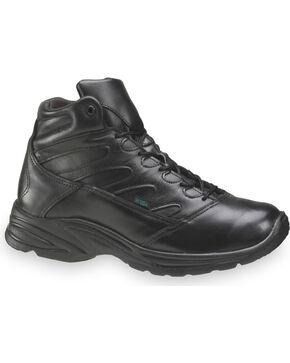 Thorogood Women's Liberty Street Athletics Postal Certified Work Boots, Black, hi-res