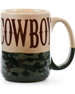 BB Ranch® Cowboy Mug Gift with Purchase, Camouflage, hi-res