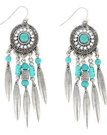 Shyanne® Women's Dreamcatcher Earrings, , hi-res