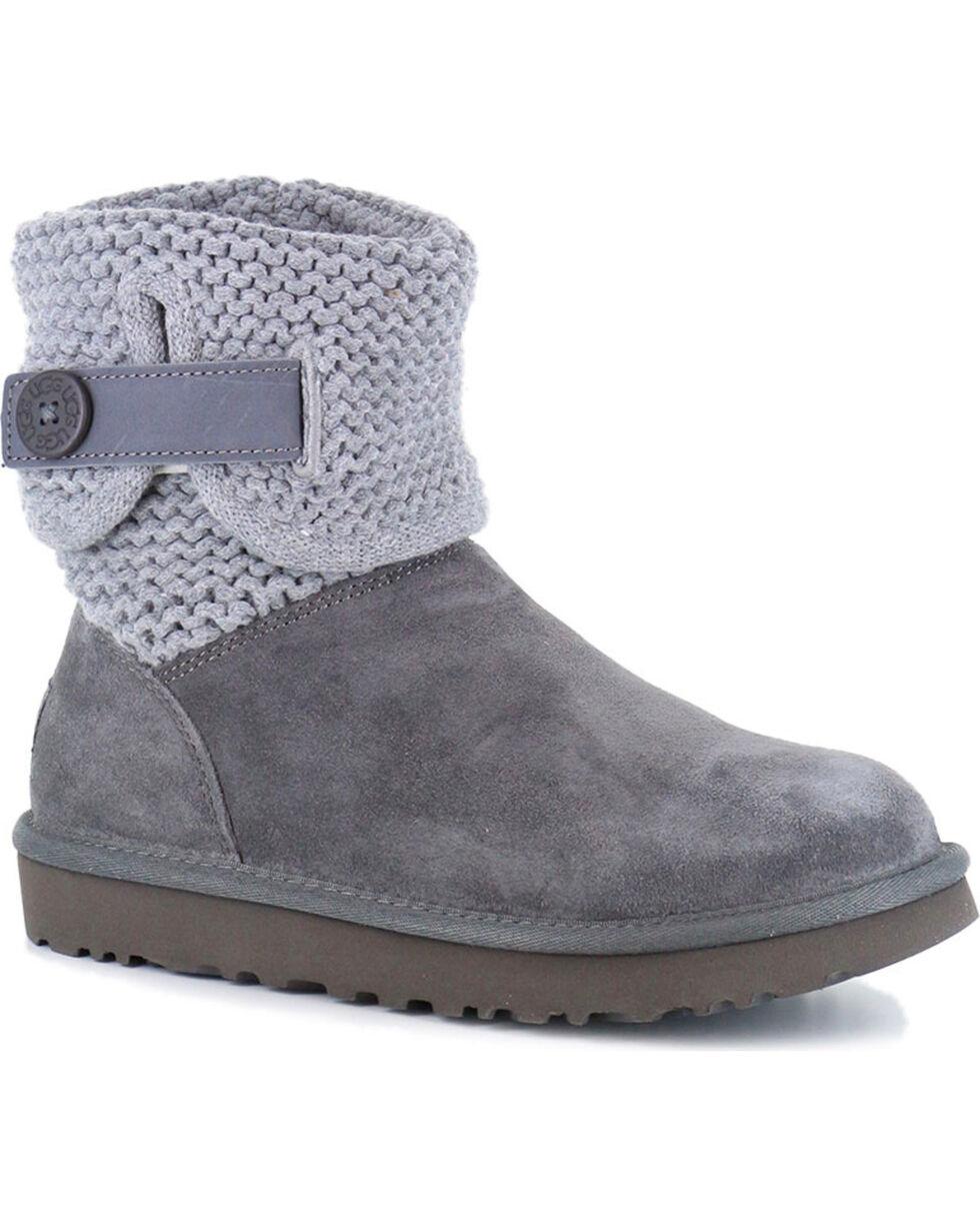 UGG® Women's Shaina Boots, Grey, hi-res