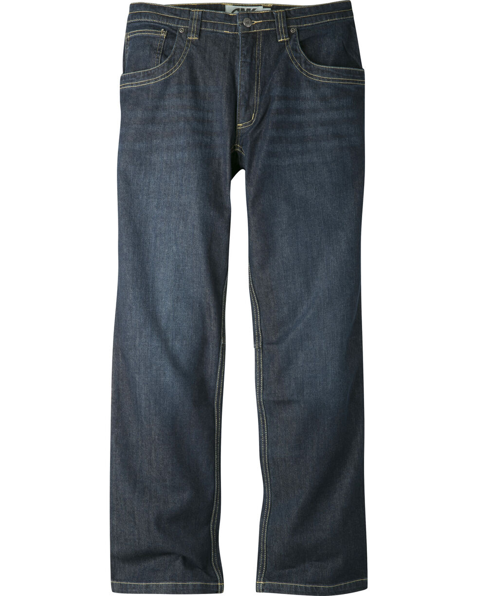 Mountain Khakis Men's 109 Camber Jeans , Navy, hi-res