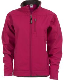 Berne Women's Eiger Softshell Jacket - 3X & 4X, , hi-res