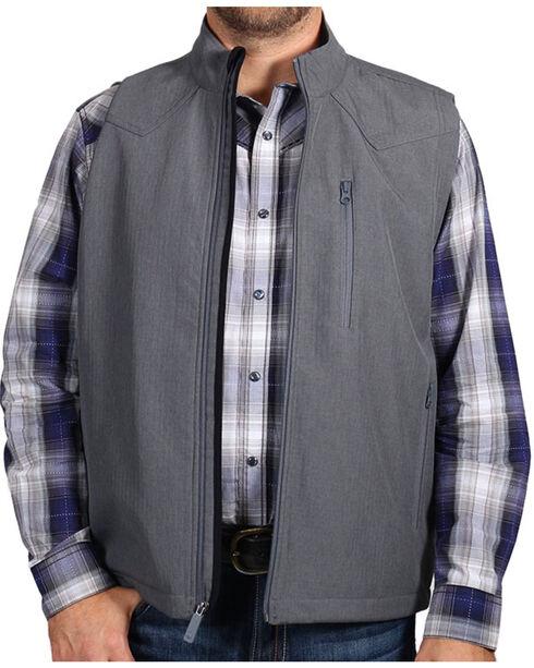Cody James® Men's Zip Front Vest, , hi-res