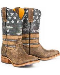 Tin Haul Men's Freedom Western Boots, , hi-res