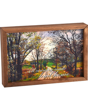 BB Ranch Mini Image Wood Sign  , Multi, hi-res