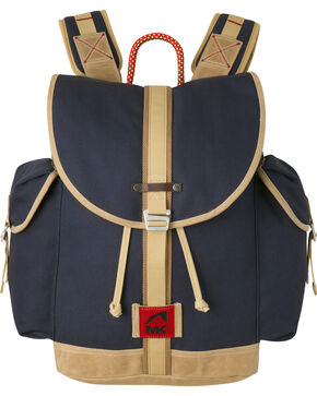 Mountain Khakis Rucksack Bag, Navy, hi-res