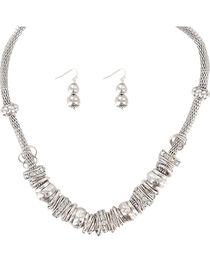 Shyanne® Women's Multi-hoop Jewelry Set, , hi-res