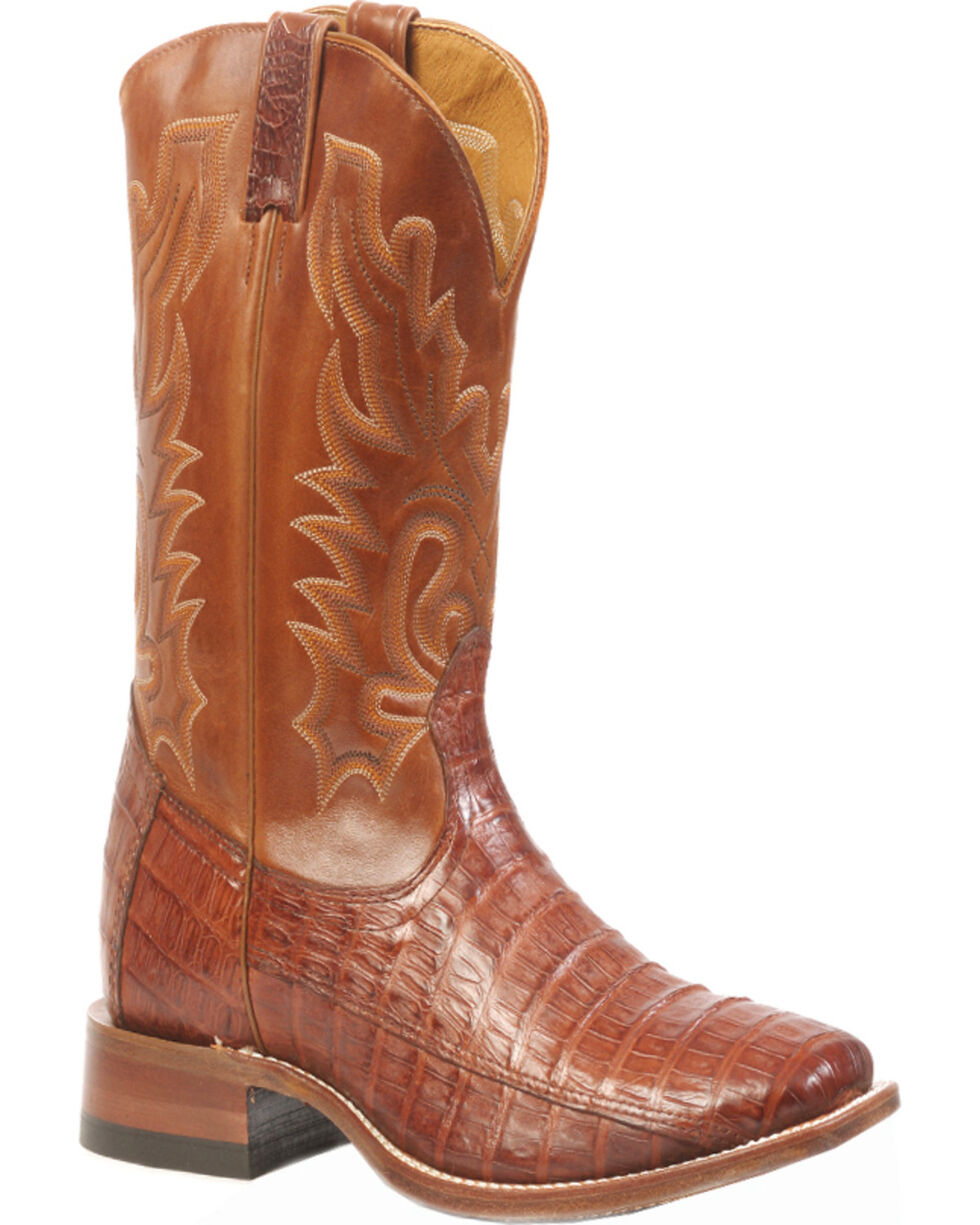 "Boulet Men's 13"" Buckaroo Round Toe Counter Boots, Peanut, hi-res"