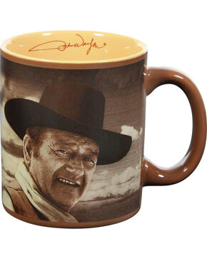 Lyon John Wayne Ceramic Mug, No Color, hi-res