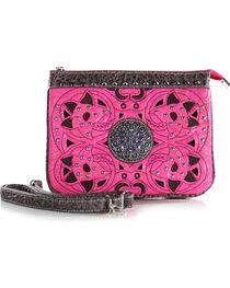 Savana Women's Triple Pocket Crossbody Bag, , hi-res