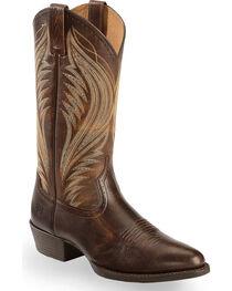 Ariat Men's Boomtown Western Boots, , hi-res