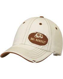 Double Barrel Logo Patch Cap, , hi-res