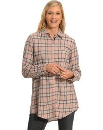 3J Workshop Women's Imogen Pleated Back Smock Shirt , , hi-res