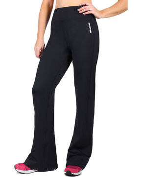AriatTek Women's Circuit Training Pants, Black, hi-res