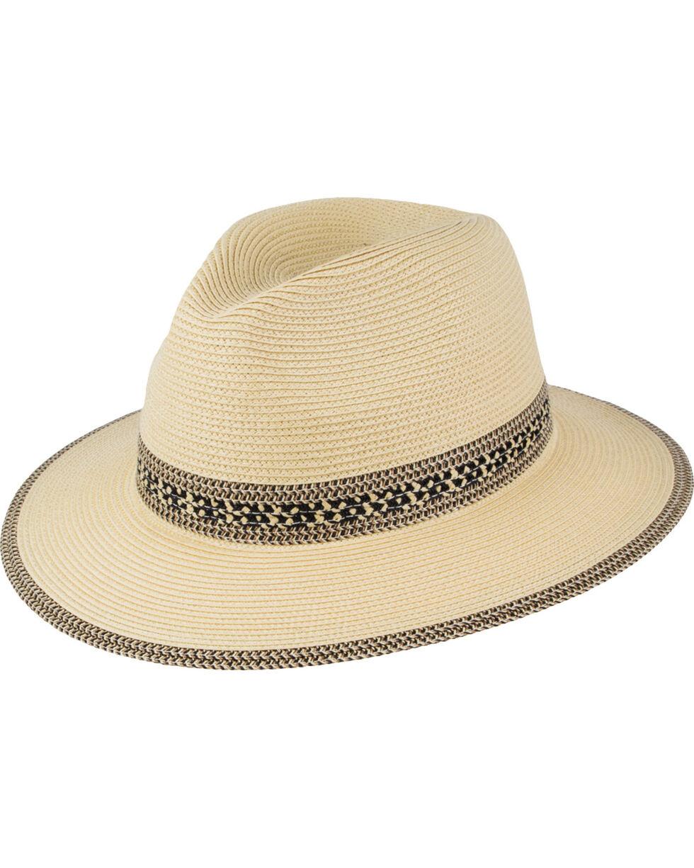 Peter Grimm Viktor Flat Brim Hat, Ivory, hi-res