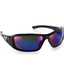 Edge Eyewear Brazeau Blue Mirror Safety Sunglasses, , hi-res