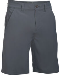 Under Armour Men's Fish Hunter Flat Front Shorts, , hi-res